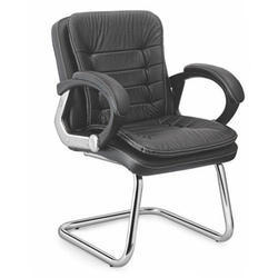 Sps-259 Designer Workstation Leather Chair