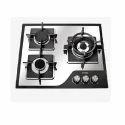 Black, Silver Kkolar K 603 Mr Cooktop, Size: 600x520x65 Mm