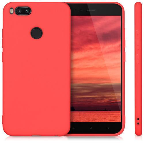 competitive price 03ab2 1b6cf Mi A1 Phone Back Cover