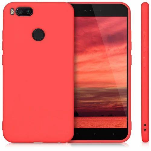 competitive price ad60f b3dd2 Mi A1 Phone Back Cover
