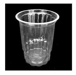Flora Disposable PP Juice Glass