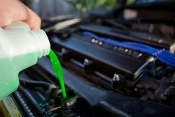 Engine Radiator Coolant Oil