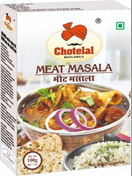 Chotelal Meat Masala, Packaging Size: 500 g, Packaging Type: Packets
