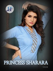 Princess Vol-1 Sharara Suit