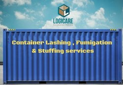 Container Lashing and Fumigation Services