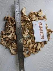 Nigeria Dry Split Ginger, 40 Kg PP bags