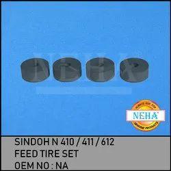 Sindoh N 410 / 411 / 612 Feed Tire Set
