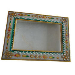 Marble Painted Photo Frame