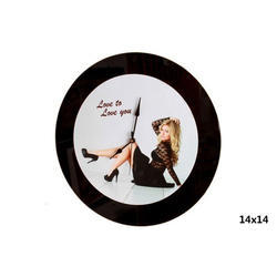 Angad Personalized Gift Shop Round Clock