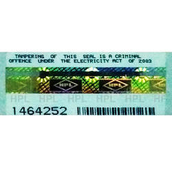 Holographic Security Label