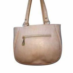 Plain Ladies Fashionable Shoulder Bag