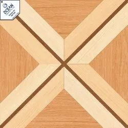Wooden Print Ceramic Wall Tiles