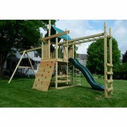 Outdoor Garden Slide