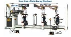 4 Head Multi Boring Machine