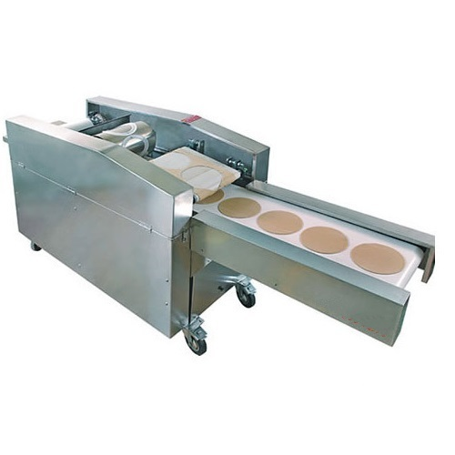 Stainless Steel Semi Automatic Chapati Rolling Machine, Capacity: 1000 Roti Per Hr