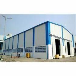 MS Prefab Pre Engineered Steel Building