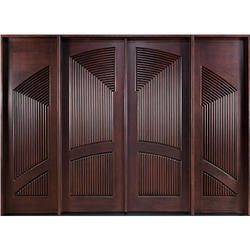 Wooden Embossed Door