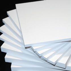 White PVC Foamboard, Thickness: 3MM, Size: 8x4