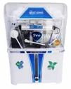 White Plastic Aqua Shine Model Ro Uv Uf Tds 12 L Water Purifier