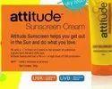 Attitude Sunscreen Cream 100 g