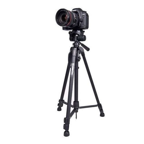 ROQ Yunteng 3388 Portable Aluminum Tripod for Canon Nikon Sony DSLR Cameras