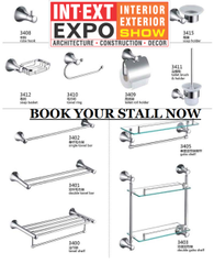 Bathroom Fittings & Accessories INT-EXT EXPO an Interiors, Exteriors & Building Materials Expo