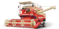 Dasmesh 9100, 14 feet, 101 hp Combine Harvester, 6 Straw Walker