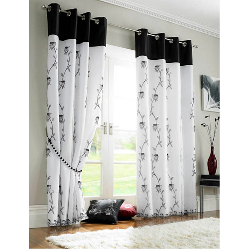 Charmant Modern Home Curtain