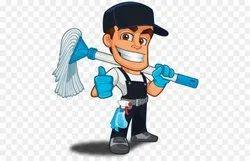 Industrial Housekeeping Serivces Residential Housekeeping Services, In Noida