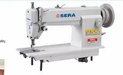 SR 6-9 High Speed Heavy Duty Lockstitch Sewing Machine
