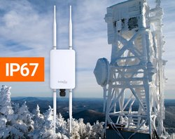 EnTurbo AC1300 Wave 2 Outdoor Access Point