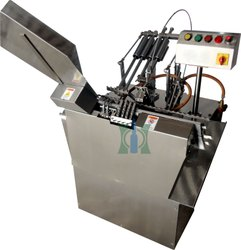 Two Head Close Ampoule Filling Sealing Machine