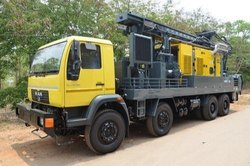 DTH 300 Full Hydraulic Water Well Drilling Rigs