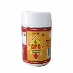 GPC 50 Gram Hing Powder, Packaging Type: Plastic Bottle