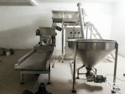 Automatic Macaroni & Pasta Plant