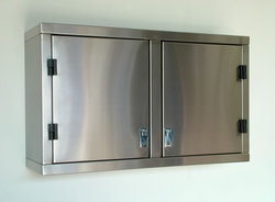 Stainless Steel 304 Wall Mounted Cupboards