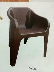 Supreme Brown Futura Chair