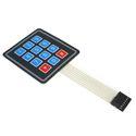 4 x 4 Matrix Membrane Switch & Keypad