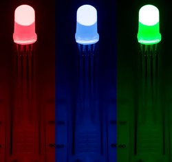 Tri- Color LED