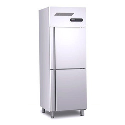 Two Door Vertical Deep Refrigerator