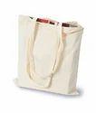 Plain Reusable Cotton Tote Bags