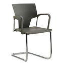 Plastic Waiting Chair