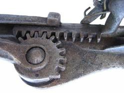Industrial Gear Racks