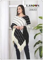 CP-301 Ladies Woolen Shrug
