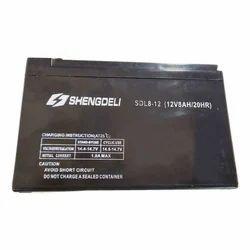 Black Shengdeli Acid Battery