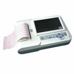 Digital Scure ECG Machine (6 Channel) With Interpretation And Printer (Contec)