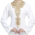 Pakistani Lawn Gown Gennie Aladdin Fancy Maxi Dress