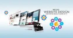 Static website design in 3000, With Online Support