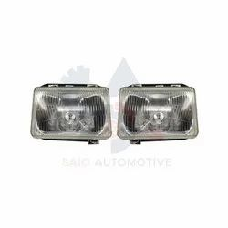 Headlight Headlamp For Mahindra Bolero Replacement Genuine / Aftermarket Auto Spare Part