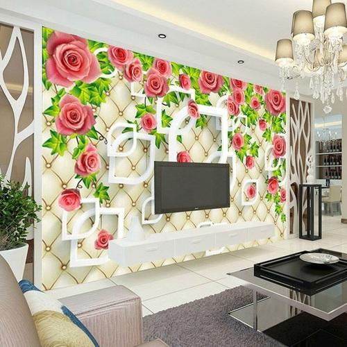 Decorative Wallpaper Designer 3d Wall Paper Manufacturer From Bengaluru